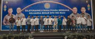 REI Riau Buka Puasa Bersama Anak Yatim dan Mitra