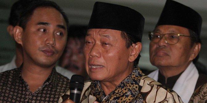 Harmoko Menteri Penerangan Era Soeharto Wafat