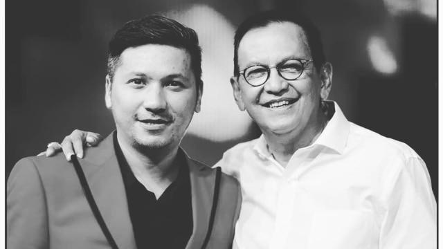 Roy Marten Heran Anak-anaknya Masih Jomblo